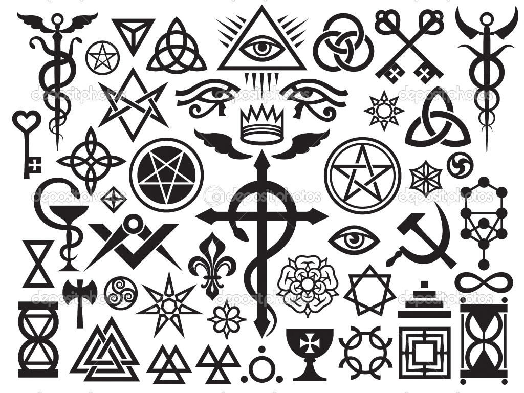 an analysis of the significance of symbols in modern witchcraft Inverted pentagram the five-pointed star when inverted is associated with 'black' witchcraft and symbols of the occult, it is and occult symbols' by.